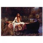 Puzzle  Eurographics-6000-1133 Waterhouse : The Lady of Shalott, 1888