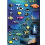 Puzzle  Eurographics-6000-1170 Récif corallien