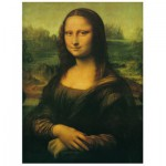 Puzzle  Eurographics-6000-1203 Leonard de Vinci : Mona Lisa