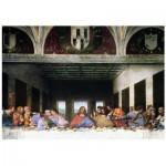 Puzzle  Eurographics-6000-1320 Léonard de Vinci : La Cène