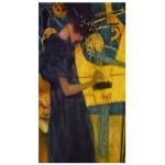 Puzzle  Eurographics-6000-1991 Gustav Klimt : La musique