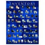 Puzzle  Eurographics-6000-1999 Inventeurs Célèbres