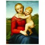 Puzzle  Eurographics-6000-2500 Raphaël : La Madone et l'enfant