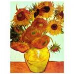 Puzzle  Eurographics-6000-3688 Van Gogh : Les tournesols