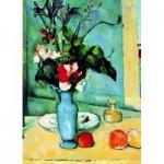 Puzzle  Eurographics-6000-3802 Paul Cezanne : Le Vase Bleu (détail)