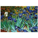 Puzzle  Eurographics-6000-4364 Van Gogh : Les Iris