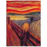 Puzzle  Eurographics-6000-4489 Munch : Le cri