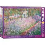 Puzzle  Eurographics-6000-4908 Claude Monet - Le Jardin de Monet