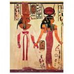 Puzzle  Eurographics-6000-5097 Nefertari et la Déesse Isis