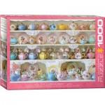 Puzzle  Eurographics-6000-5341 Le Buffet de Porcelaine