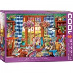 Puzzle  Eurographics-6000-5348 Patchwork Craft Room