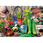 Puzzle  Eurographics-6000-5391 Garden Tools