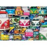 Puzzle  Eurographics-6000-5423 VW Funky Jam