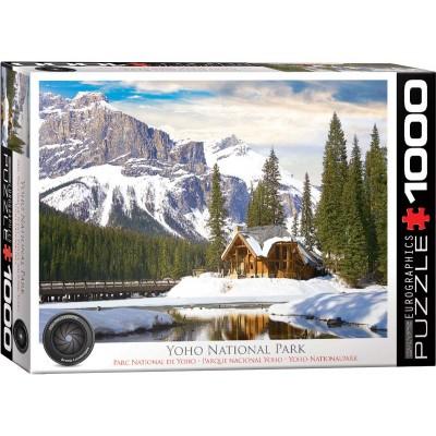 Puzzle Eurographics-6000-5428 Yoho National Park British Columbia