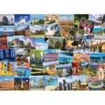 Puzzle  Eurographics-6000-5463 Globetrotter Amérique du Sud