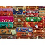 Puzzle  Eurographics-6000-5468 Valises de Voyage