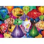 Puzzle  Eurographics-6000-5469 Lanternes Asiatiques