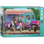 Puzzle  Eurographics-6000-5519 Dan's Ice Cream Van