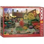 Puzzle  Eurographics-6000-5531 La Vie en Campagne