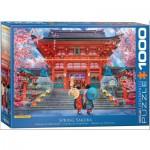 Puzzle  Eurographics-6000-5533 Sakura au Printemps