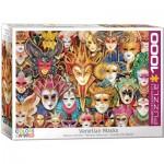 Puzzle  Eurographics-6000-5534 Masques Vénitiens