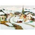 Puzzle  Eurographics-6000-7183 Gagnon : Village dans le Laurentians