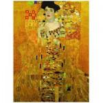 Puzzle  Eurographics-6000-9947 Gustav Klimt : Portrait of Adele Bloch-Bauer