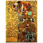 Puzzle  Eurographics-6000-9961 Gustav Klimt : L'Accomplissement