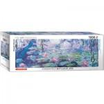 Puzzle  Eurographics-6010-4366 Claude Monet - Les Nymphéas
