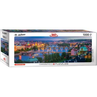 Puzzle Eurographics-6010-5372 Prague, République Tchèque