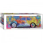 Puzzle  Eurographics-6010-5441 VW Beetle - Splash Pano
