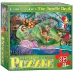 Puzzle  Eurographics-6035-0424 Pièces XXL - Le Livre de la Jungle