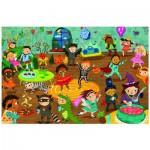 Puzzle  Eurographics-6060-0470 Fête d'Halloween