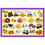 Puzzle  Eurographics-6100-0432 Bonbon d'Halloween