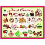 Puzzle  Eurographics-6100-0433 Biscuits de Noël