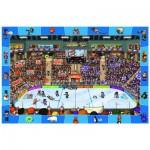 Puzzle  Eurographics-6100-0475 Cherche et Trouve - Hockey