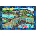Puzzle  Eurographics-6100-0543 Aquarium Fou