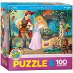 Puzzle  Eurographics-6100-0726 Chanson pour la Princesse