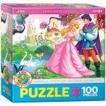 Puzzle  Eurographics-6100-0730 Cendrillon