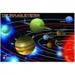 Puzzle  Eurographics-6100-1009 Le système Solaire