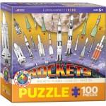 Puzzle  Eurographics-6100-1015 Fusées