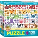 Puzzle  Eurographics-6100-5396 Emoji