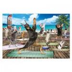 Puzzle  Eurographics-6500-5454 Pièces XXL - Yoga Spa