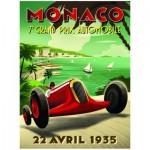Puzzle  Eurographics-8000-0393 Monaco