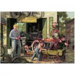 Puzzle  Eurographics-8000-0442 Bob Byerley - Mémoires d'enfants - Le cadeau