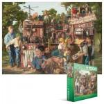 Puzzle  Eurographics-8000-0445 Bob Byerley - Mémoires d'enfants - La Machine Incroyable