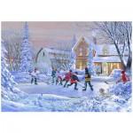 Puzzle  Eurographics-8000-0612 Hockey