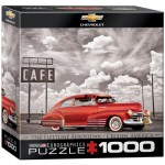 Puzzle  Eurographics-8000-0667 1948 Chevrolet Aerosedan