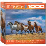 Puzzle  Eurographics-8000-0709 Chris Cummings - En Cavale
