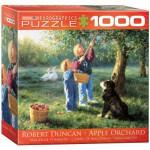 Puzzle  Eurographics-8000-0727 Robert Duncan - Verger de Pommiers